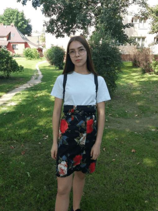Kraków: Zaginęła 16-letnia Daryna Rokhmanova
