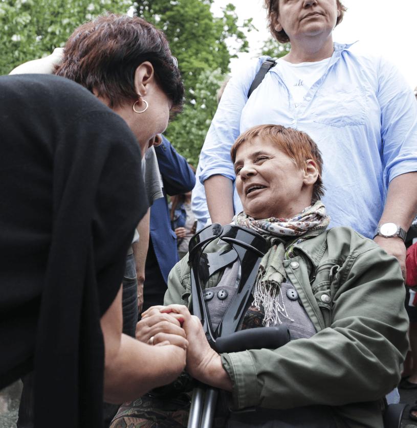 Janina Ochojska: Rak to nie wyrok