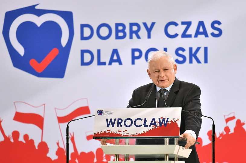 Jarosław Kaczyński: Przeciwstawimy się dyfamowaniu Polaków