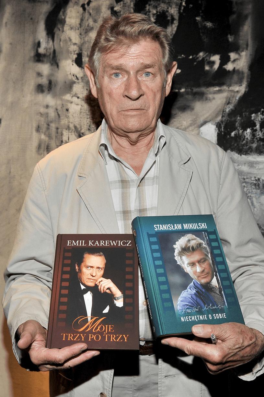Stanisław Mikulski: Życie nie szczędziło mu cierpień