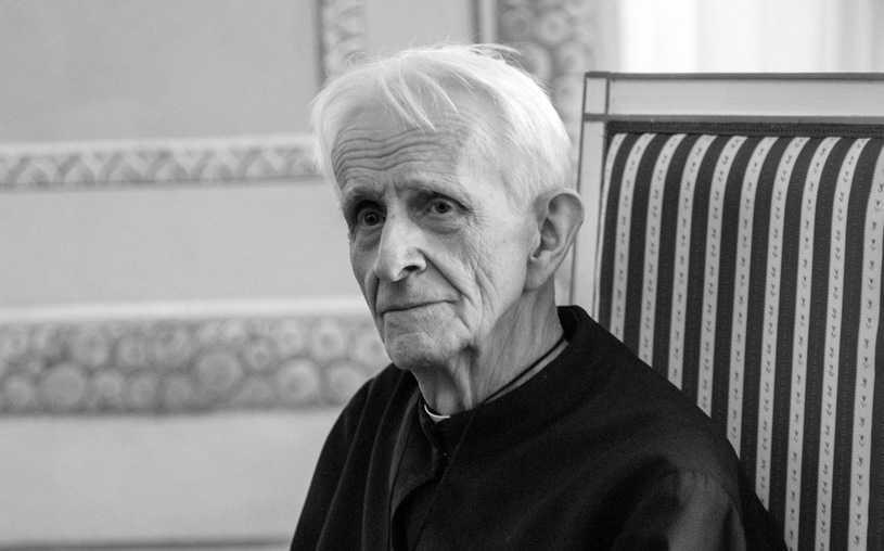 Zmarł o. Hubert Czuma. Katecheta, duszpasterz, działacz opozycji w PRL miał 89 lat