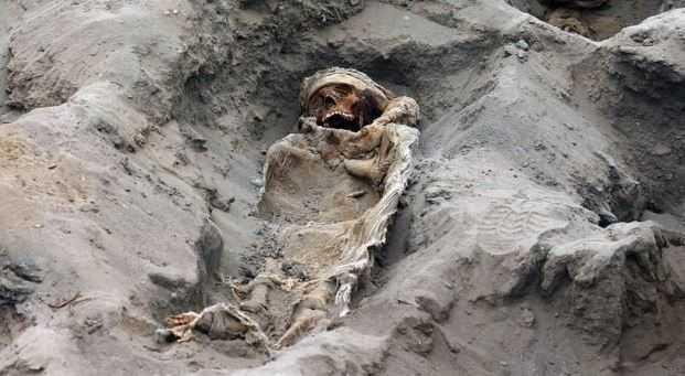 Przerażające odkrycie archeologów. Znaleźli szczątki 227 dzieci