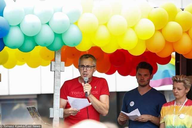 Marsz równości w Katowicach. Burmistrz Kolonii dostał groźby, że zginie