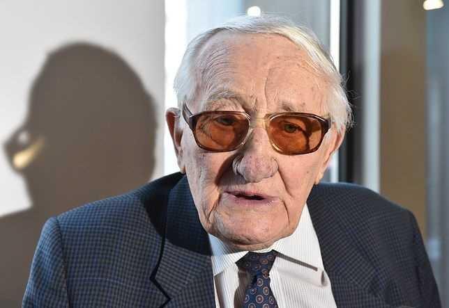98-letni Polak poprosił o pomoc premiera Mateusza Morawieckiego. Obraziła go niemiecka telewizja