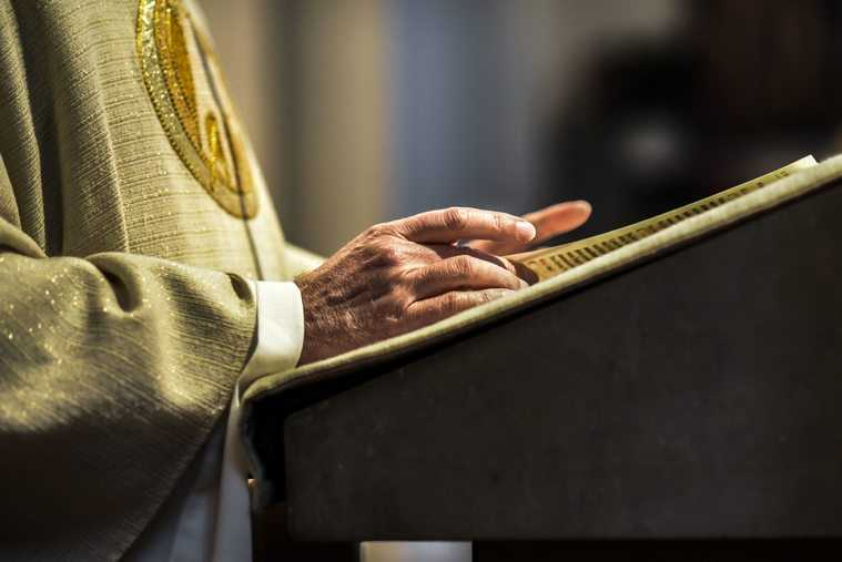 Proboszcz agitował za PiS w trakcie mszy świętej. Został ukarany upomnieniem kanonicznym