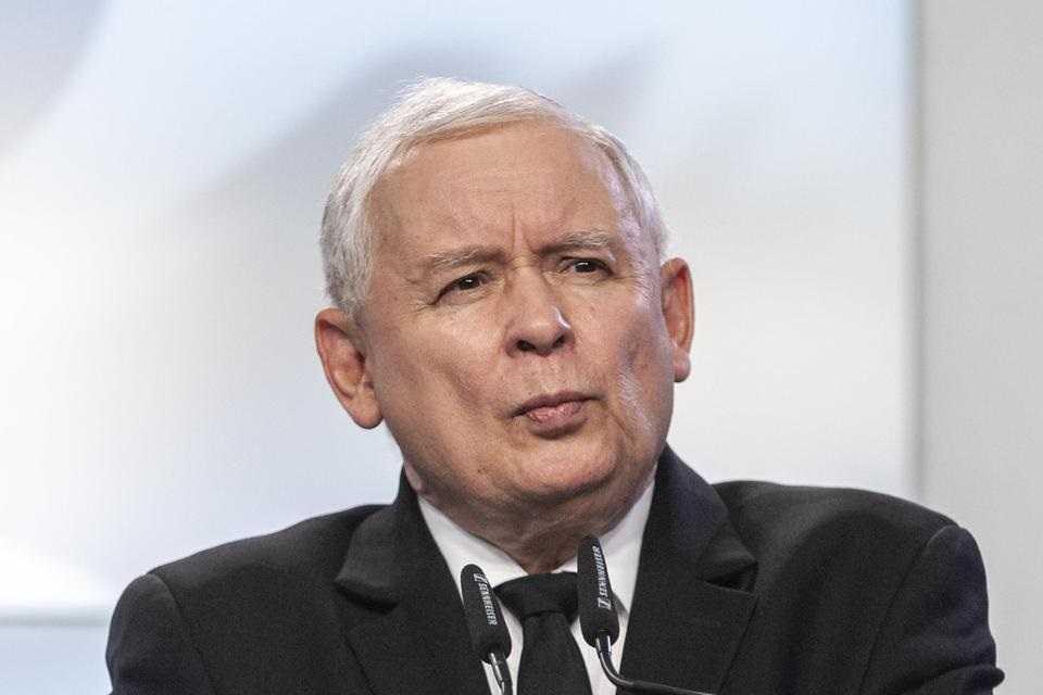 Kaczyński zabrał głos ws. Banasia