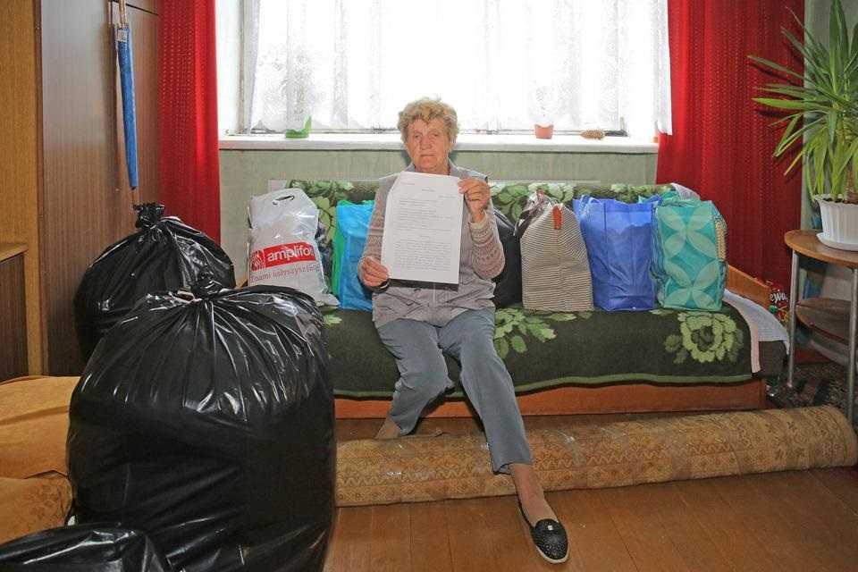 Dramat emerytki. Pani Teresa dostała mieszkanie z wychodkiem na podwórzu