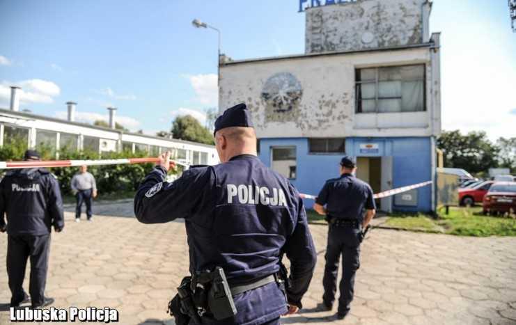 Gorzów Wielkopolski: Trwa obława policji. 26-latek zastrzelił kobietę i uciekł