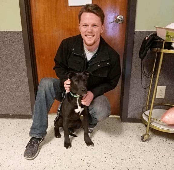 Weterynarz miał uśpić bezpańskiego psa. Nie mógł uwierzyć w to, co się wydarzyło po podaniu zastrzyków