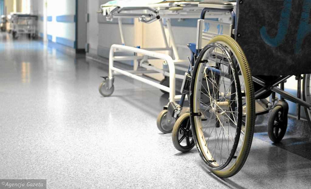 75-latek z cukrzycą spędził dobę na SOR-ze w Koszalinie. Szpital: To było niezbędne