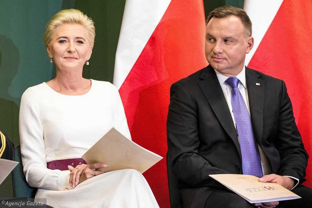 """Prezydent Andrzej Duda: """"Narodowe Czytanie"""" pokazuje 100 lat dziejów Polski"""