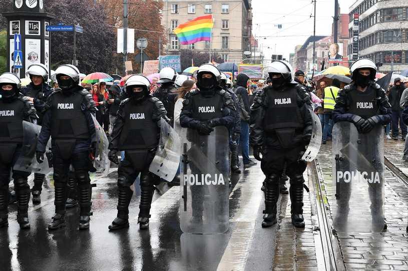 Incydent na Marszu Równości we Wrocławiu