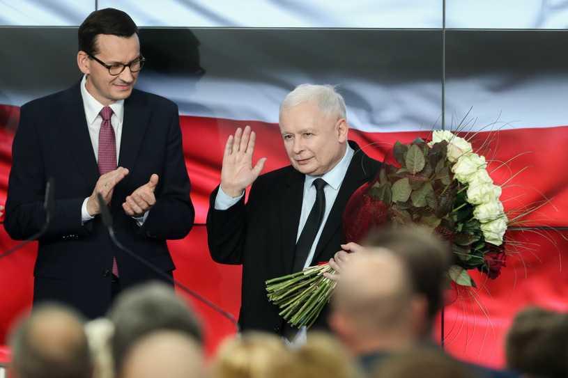 PKW podała wyniki wyborów do Sejmu i Senatu
