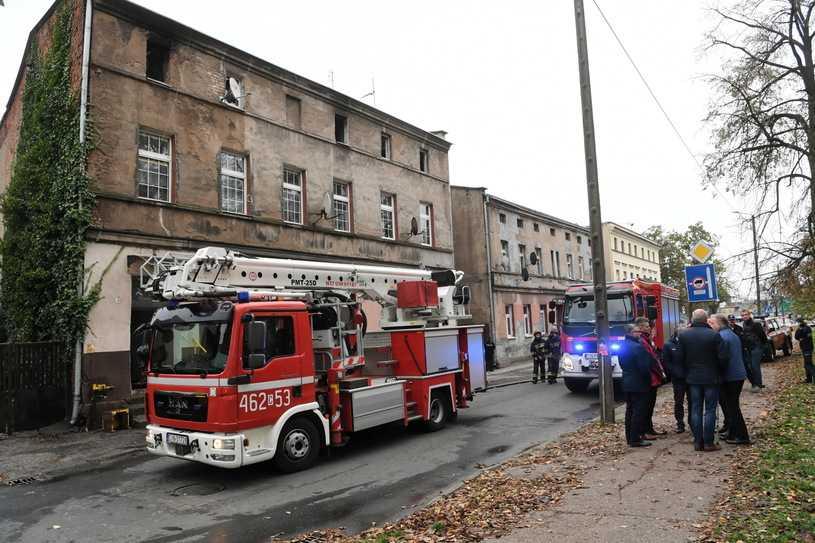 Tragedia w Inowrocławiu. 61-latek zatrzymany