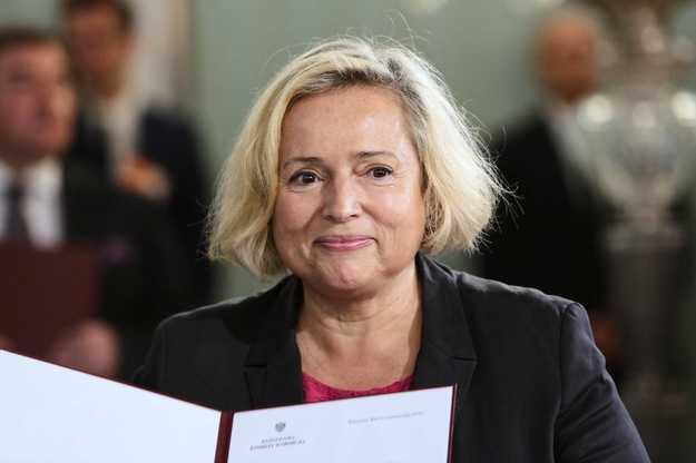 """""""Schulz spalony na stosie"""". Wpadka Wandy Nowickiej"""