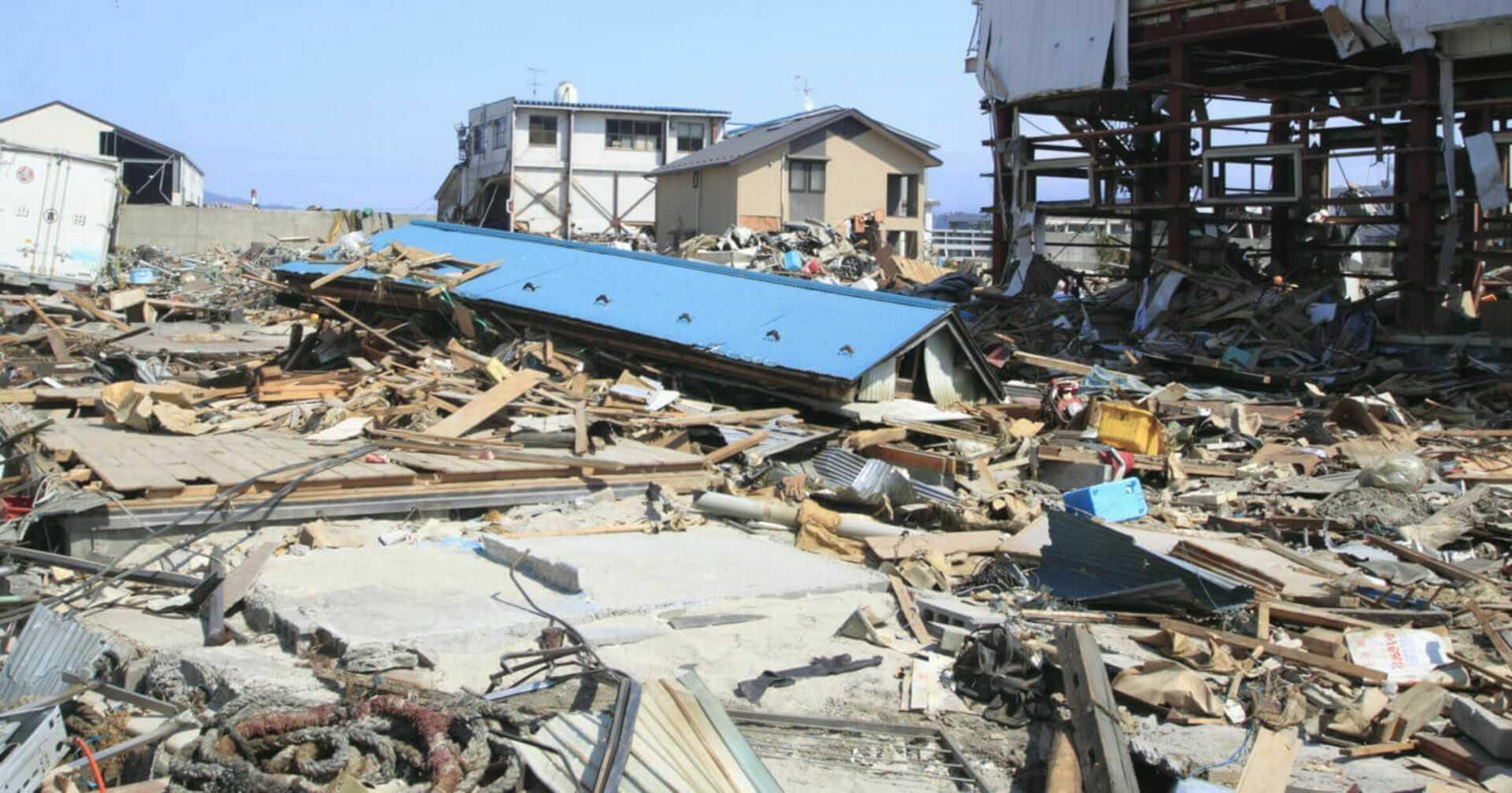 Trzy tygodnie po huraganie Dorian: ratownicy słyszą odgłosy pod gruzowiskami i zdarza się mały cud