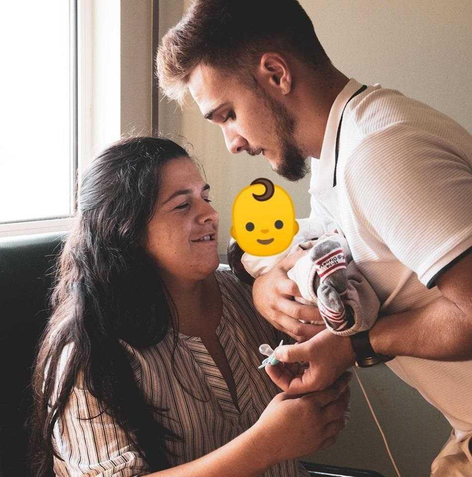 Urodziła dziecko bez twarzy. Ginekolog mówił, że jest zdrowe