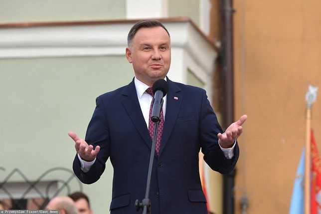 Sondaż prezydencki. Andrzej Duda wygrywa, Kidawa-Błońska w tyle