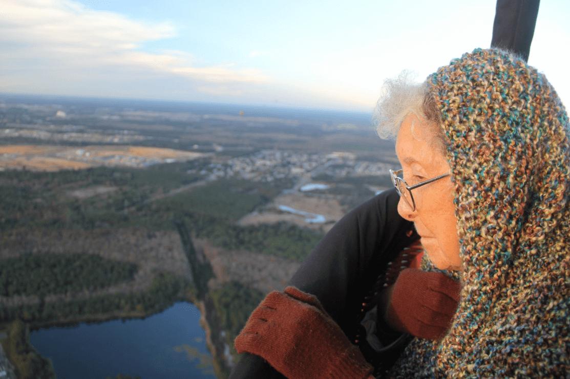 W wieku 90 lat dowiedziała się o swojej chorobie. Gdy usłyszała diagnozę, zrobiła coś niewiarygodnego