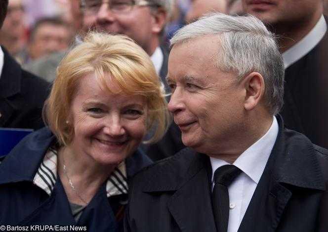 Wzruszające słowa Kaczyńskiego o Jolancie Szczypińskiej