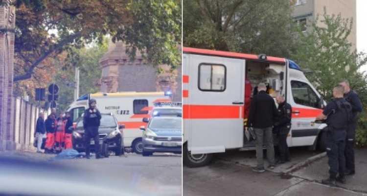Strzelanina w centrum miasta w Niemczech. Co najmniej dwie osoby nie żyją