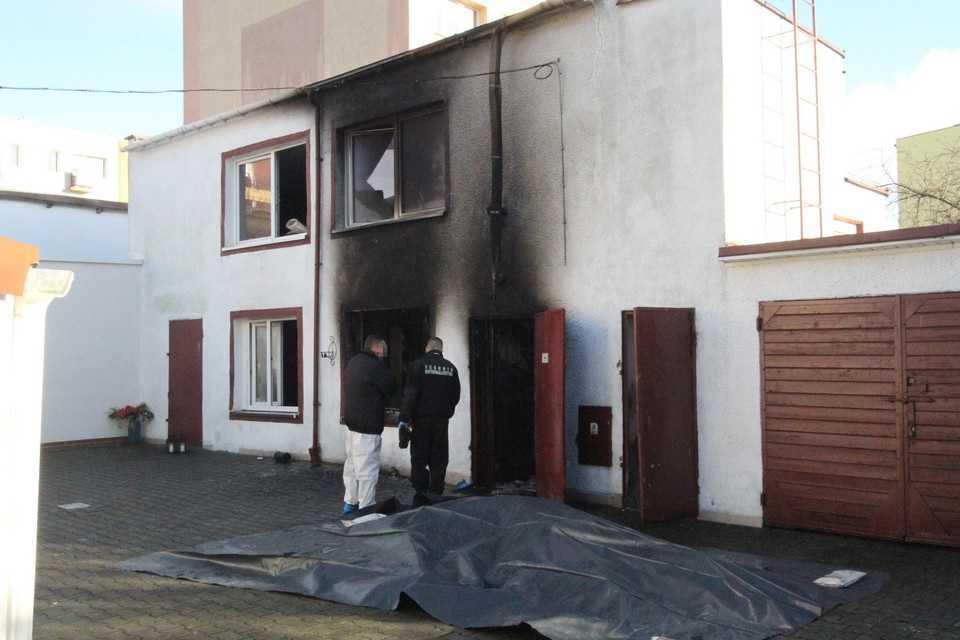 Pożar w escape roomie. Rodzice zmarłych nastolatek apelują o pomoc
