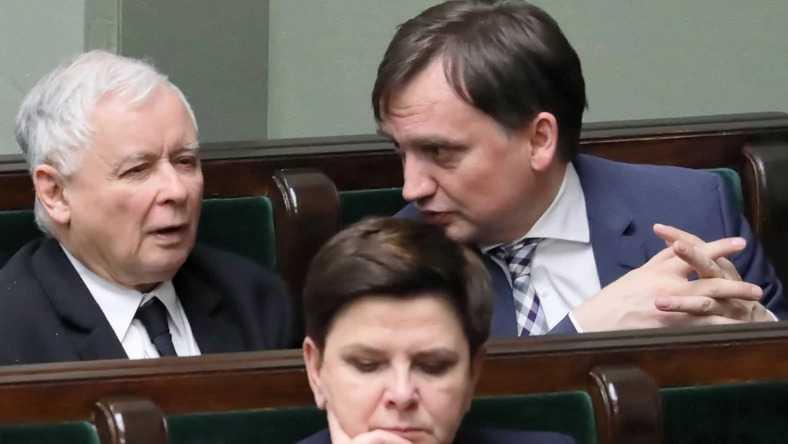 Jarosław Kaczyński złożył ofertę Zbigniewowi Ziobrze