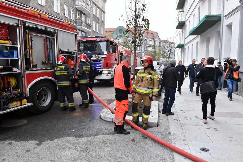 Tragiczny pożar w Szczecinie. Prokuratura zabrała głos