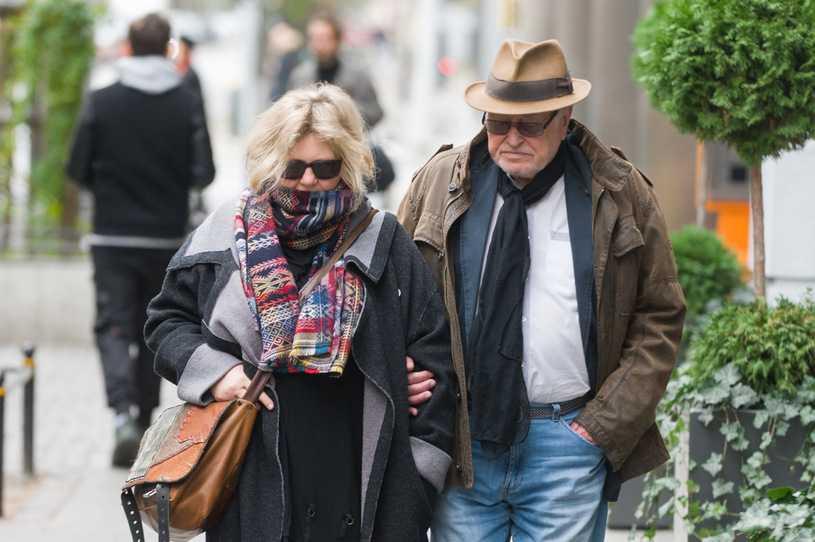 Jan Nowicki: Dla żony nawet przeprowadzka