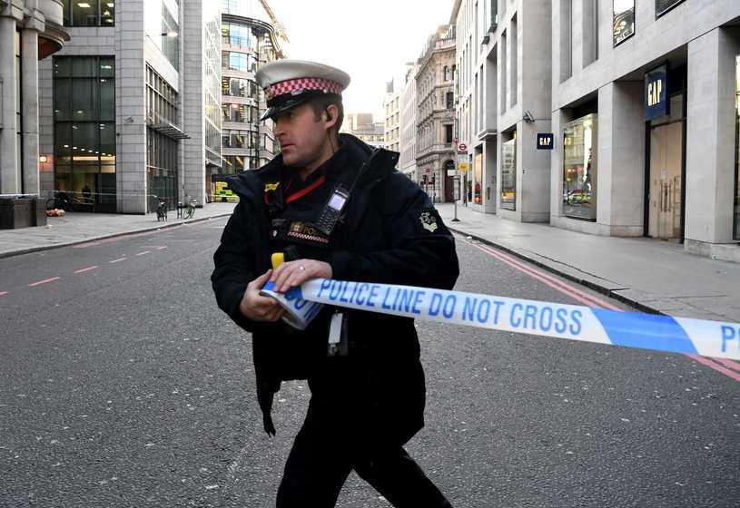 Polak pomógł powstrzymać terrorystę, który zaatakował w Londynie