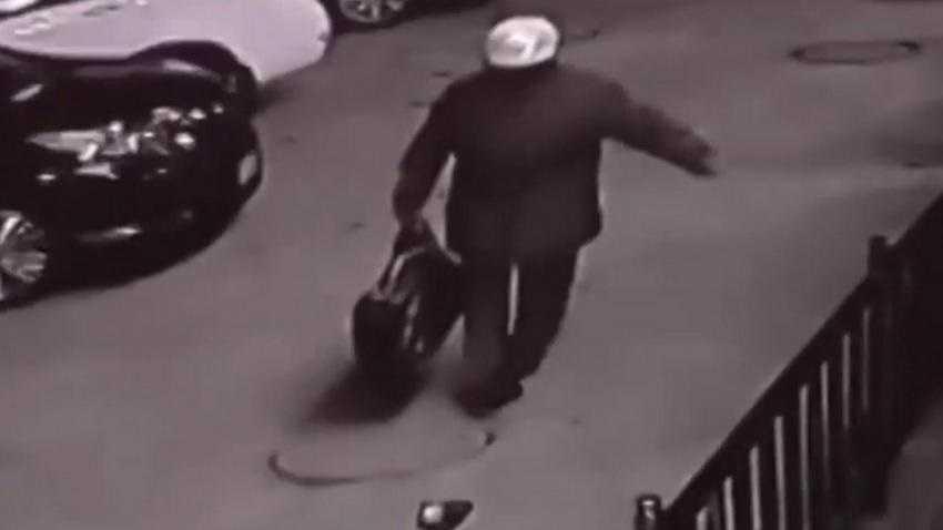 Porzucił dziecko na ulicy, bo uznał, że go na nie nie stać