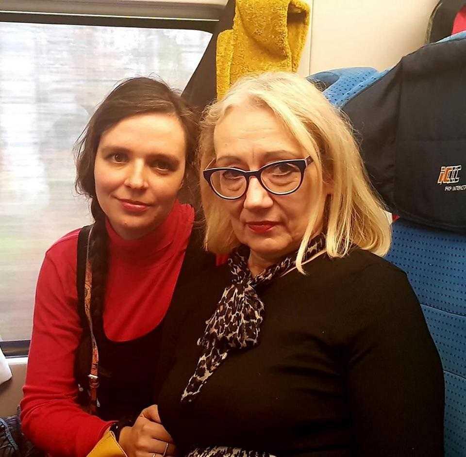 Klaudia Jachira zaatakowana w pociągu. Zaskakujący finał