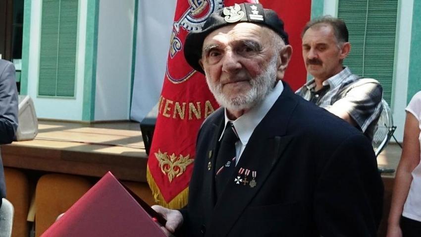 Nie żyje bohater wojenny Henryk Czech. Brał udział w słynnej akcji