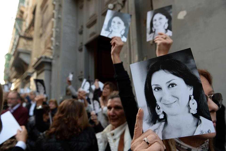Szokujące doniesienia! Za morderstwem dziennikarki stoi znany biznesmen