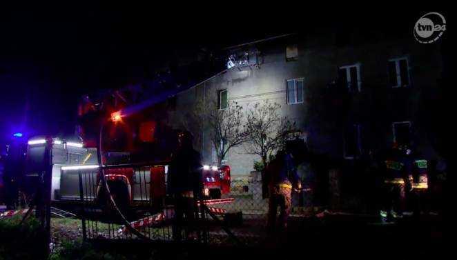 9-letni chłopiec był uwięziony w płonącym mieszkaniu. To, co zrobił, uratowało mu życie