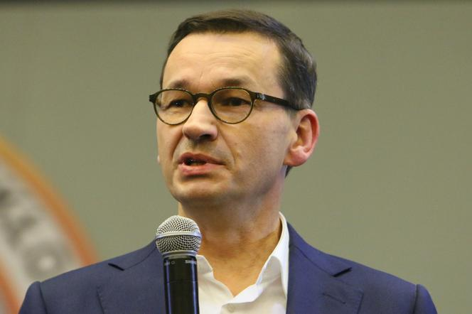 Premier Mateusz Morawiecki uczcił pamięć bohaterów powstania listopadowego. Wielkie uroczystości na Podlasiu