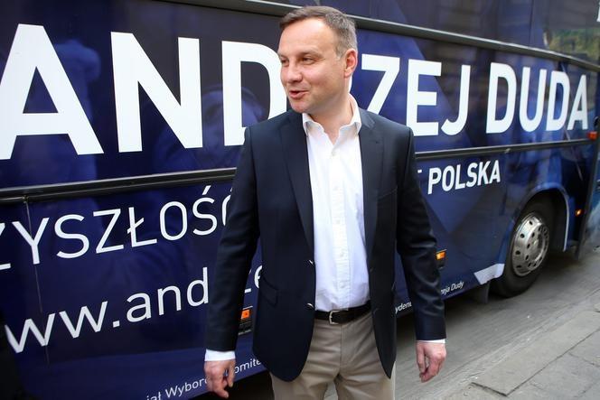 Andrzej Duda: nad emocjami trzeba panować