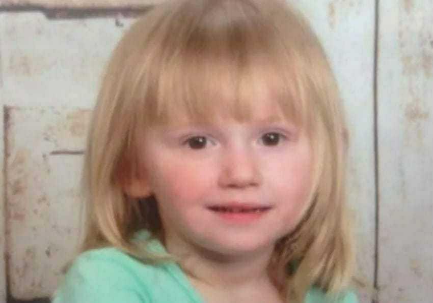 Sunia pitbulla, Penny, przez dwa dni pozostaje przy boku zaginionej dziewczynki