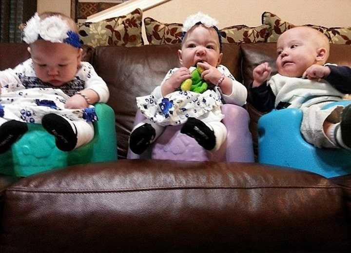 Adoptowali trojaczki. Dopiero później lekarz wyjawił im prawdę