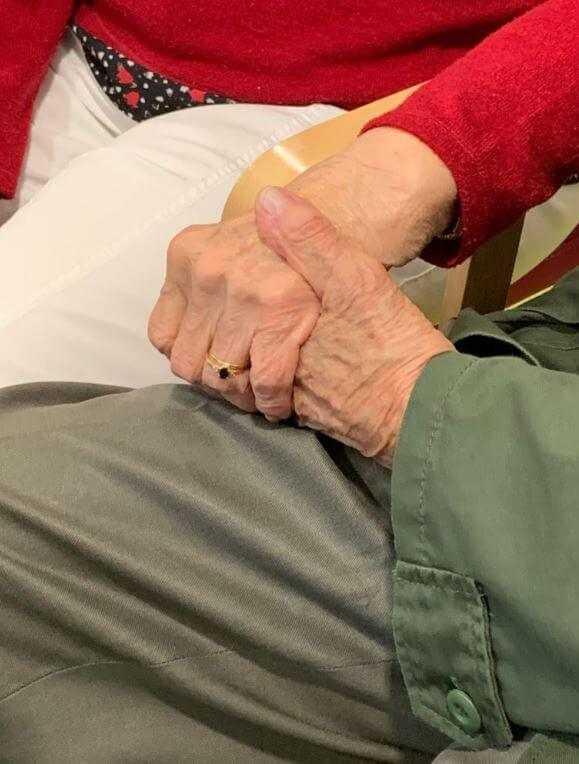 Byli w sobie szaleńczo zakochani, ale rozdzieliła ich wojna. Po 75 latach spotkali się ponownie
