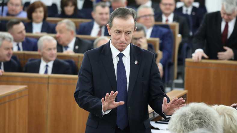 Tomasz Grodzki wybrany marszałkiem Senatu