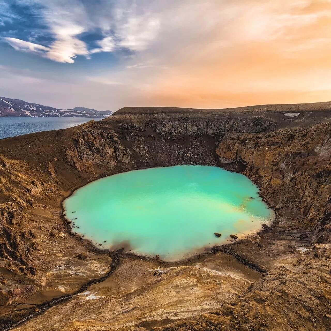 Wulkan Askja może wybuchnąć w każdej chwili. W strefie zagrożenia jest cała Europa