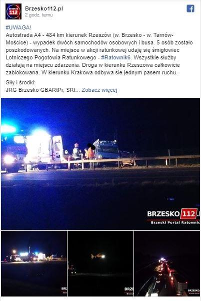 Pilna akcja ratunkowa w polskiej miejscowości. Są ofiary