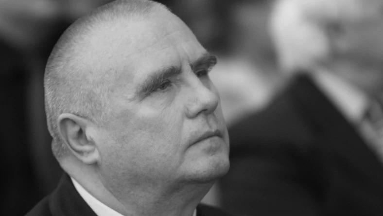 Prokuratura: przeprowadzono sekcję zwłok byłego posła Janusza Dzięcioła