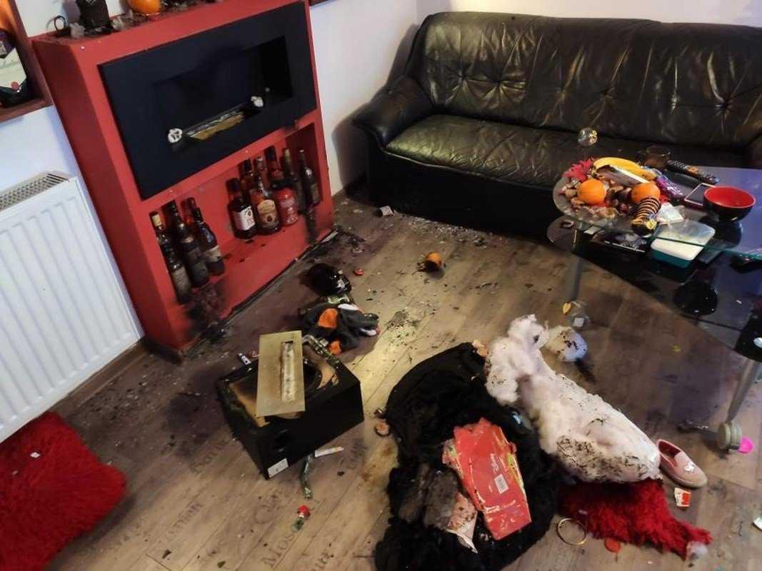 Niemowle, 3-latka i ich mama płonęli żywcem. Wszystko przez modną ozdobę, którą mieli salonie