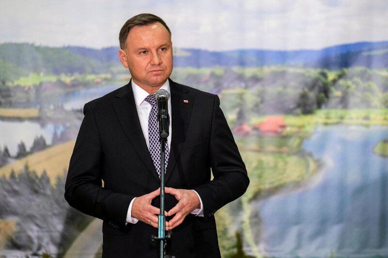 Noworoczna ofensywa legislacyjna Andrzeja Dudy