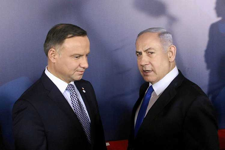 """Polska """"wrogiem żydowsko-sowieckiej pamięci Holokaustu"""". Te słowa rozwścieczą Izrael"""