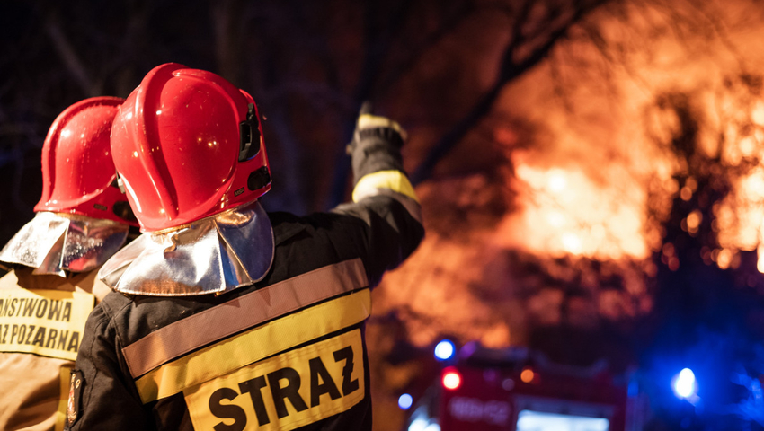 Polscy strażacy polecą do Australii? Rzecznik straży pożarnej tłumaczy