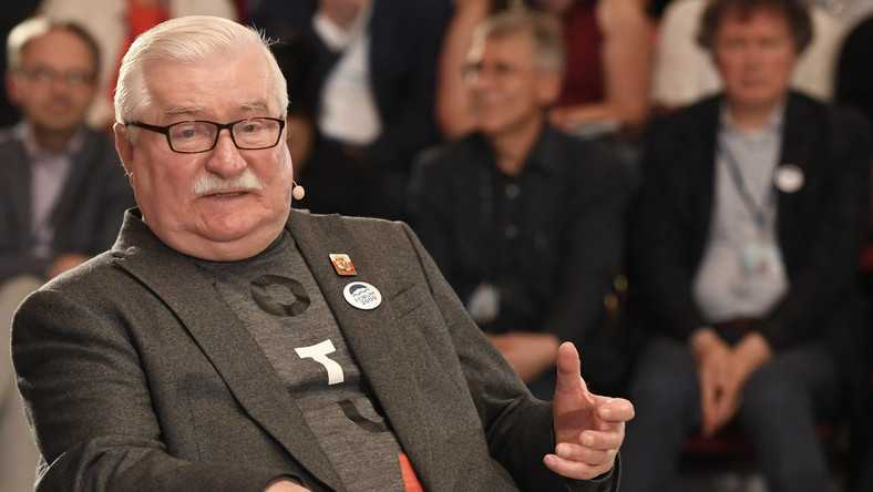 Lech Wałęsa dla Onetu: trzeba szybko zażegnać kolejny kryzys