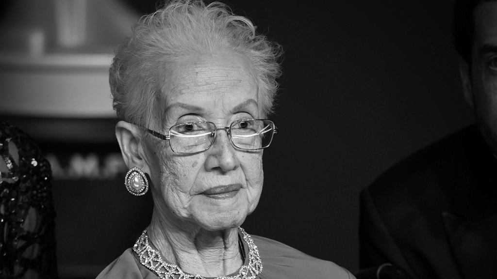 W wieku 101 lat zmarła Katherine Johnson. To dzięki niej Apollo 11 wylądował na Księżycu